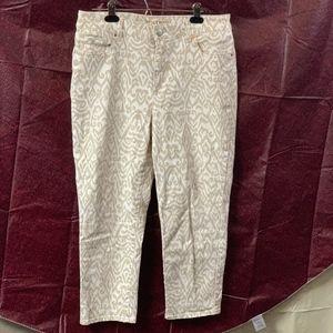Chico crop pants